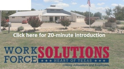 Workforce Solutions Class w/click here