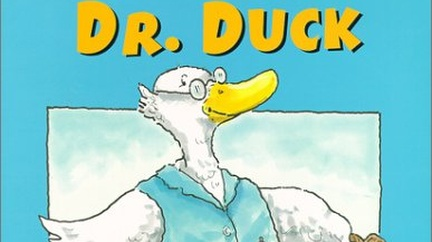 Dr Duck Cropped