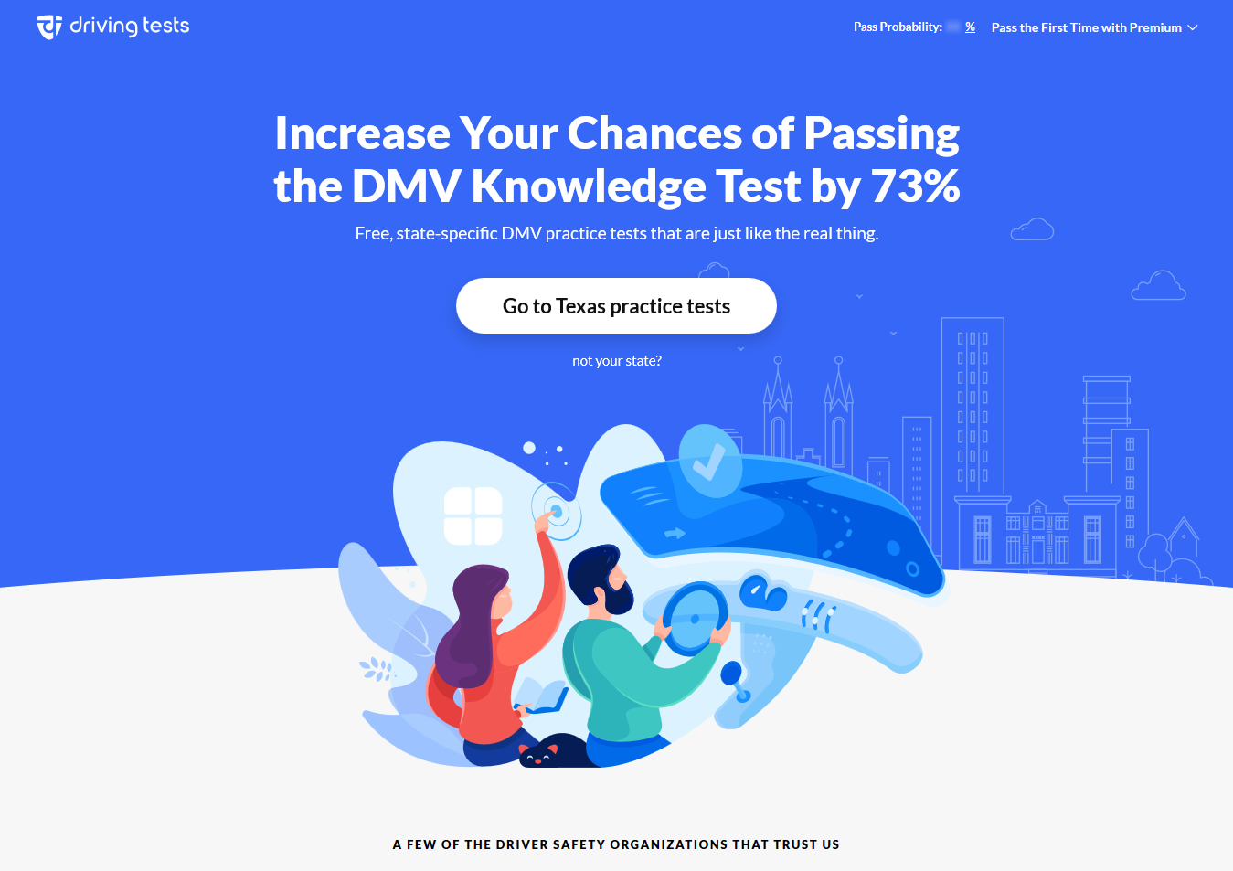 Free DMV Practice Test for Learner's Permit Driving License