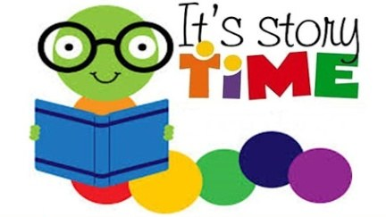Story Time Bookworm