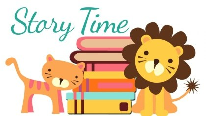 Storytime Lion Cropped